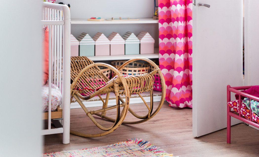 Ein Mini-Kinderzimmer einrichten- so sieht Lottes Zimmer aus ...