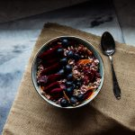Frühstücksbowl mit Gemüse
