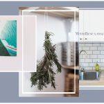 Metrofliesen & Wände in Rosa - unsere Küche