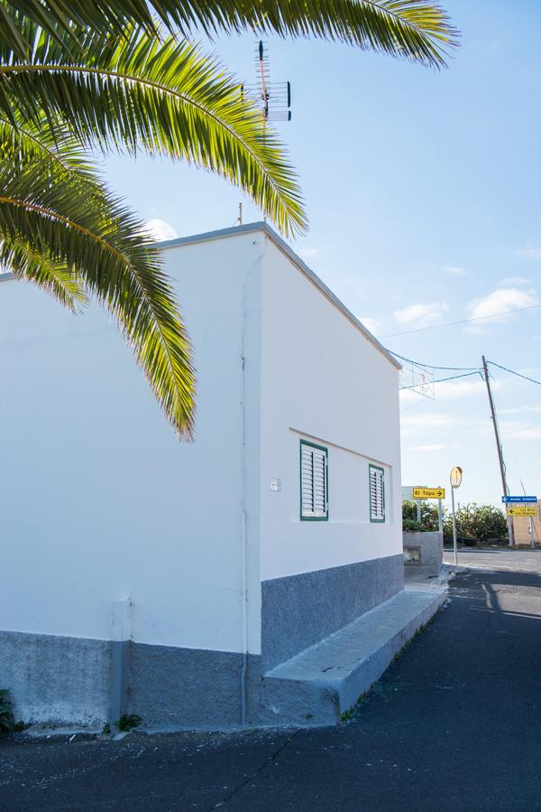 Haus in einem Dorf auf Teneriffa
