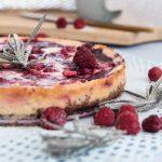 Cheesecake mit Schokokeksboden