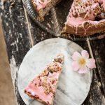 Mohnstreuselkuchen mit Pudding